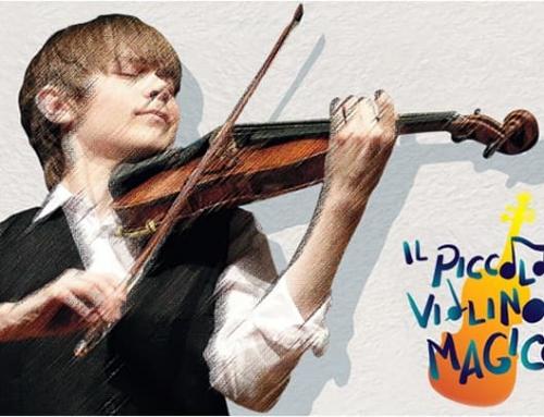 """Concorso Internazionale """"IlPiccolo ViolinoMagico"""""""