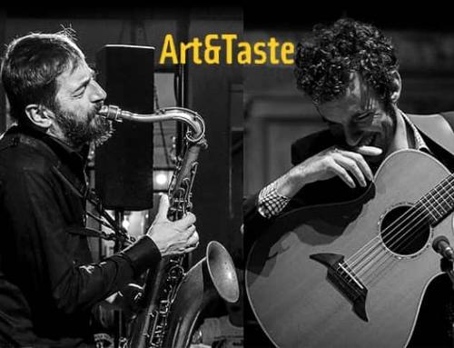 "Art&Taste ""Lostsongs"" conBearzatti eCasagrande"